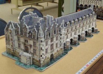 3D puzzle sm