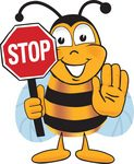 Royalty-free cartoon styled apiology clip art graphic of a honey bee insect cartoon character This image is available as an EPS file for an extra $20 fee after purchasing the high resolution. In order to obtain the EPS you will need to contact customer service. You can obtain the EPS files for the whole collection by purchasing the large collection and paying an additional $100.