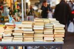 Books sale table