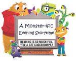 monsterific storytime graphic