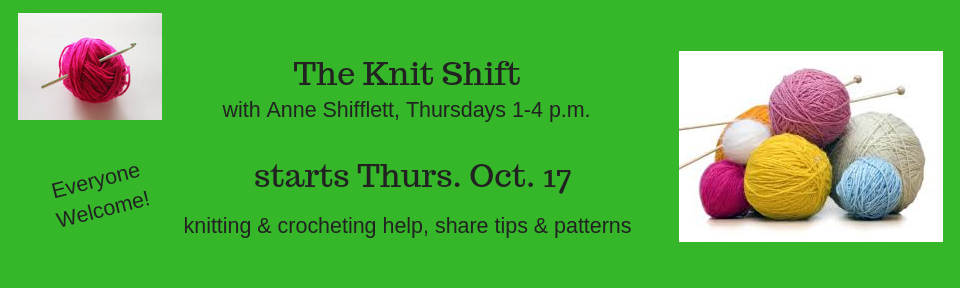 The Knit Shift